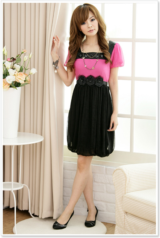 Korean Fashion Dress Loe Fashion