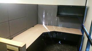 20 Haworth Premise used office cubicles