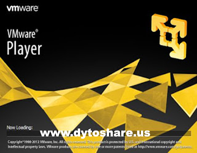 Gambar VMWare Player