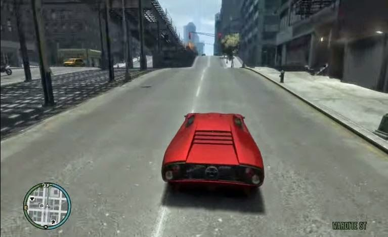 Grand Theft Auto (GTA) IV Screenshots