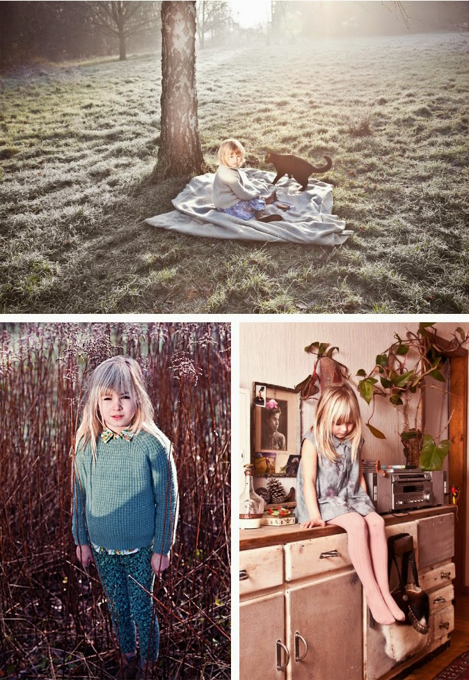 Morley - Autumn/Winter 2014-15 kids fashion collection
