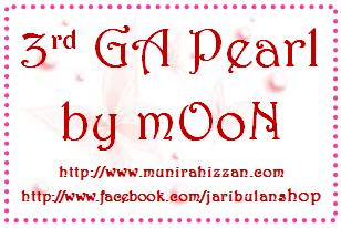GA Pearl by Moon!