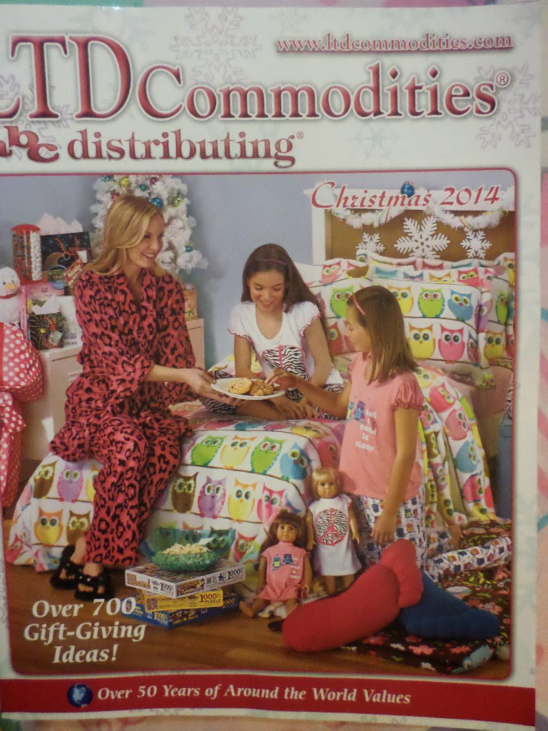 ltd commodities abc distributing catalog christmas 2014