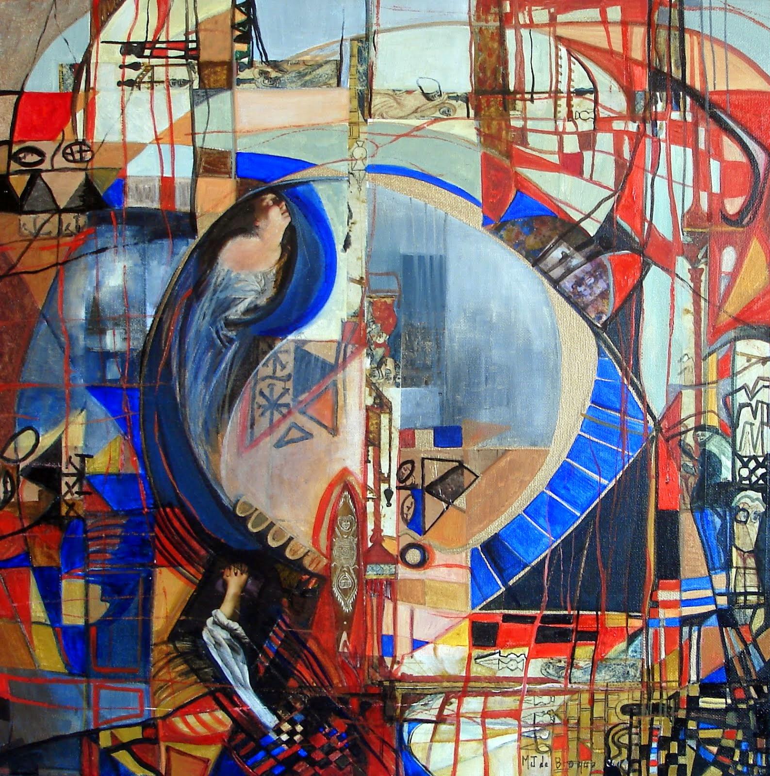 Artémisia - 50 x 50 cm - 2014