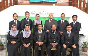 Pimpinan PGSM 2015-2017