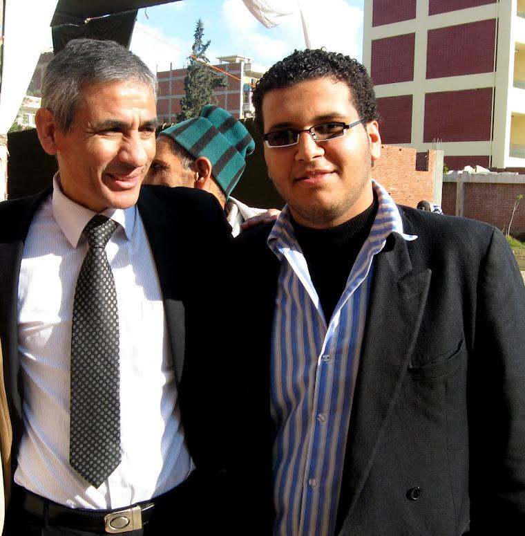 شريف حشاد وحوار مع النائب محمد عبد العليم وداود