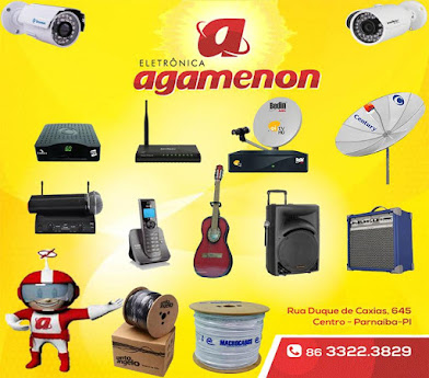 Eletrônica Agamenon