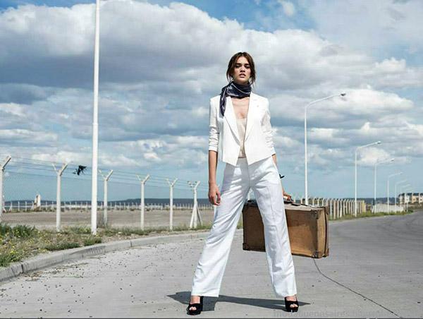 Cardón verano 2015 moda verano 2015 mujer trajes.