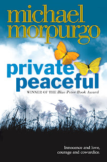Private Peaceful by Michael Morpurgo KS3 teaching resources