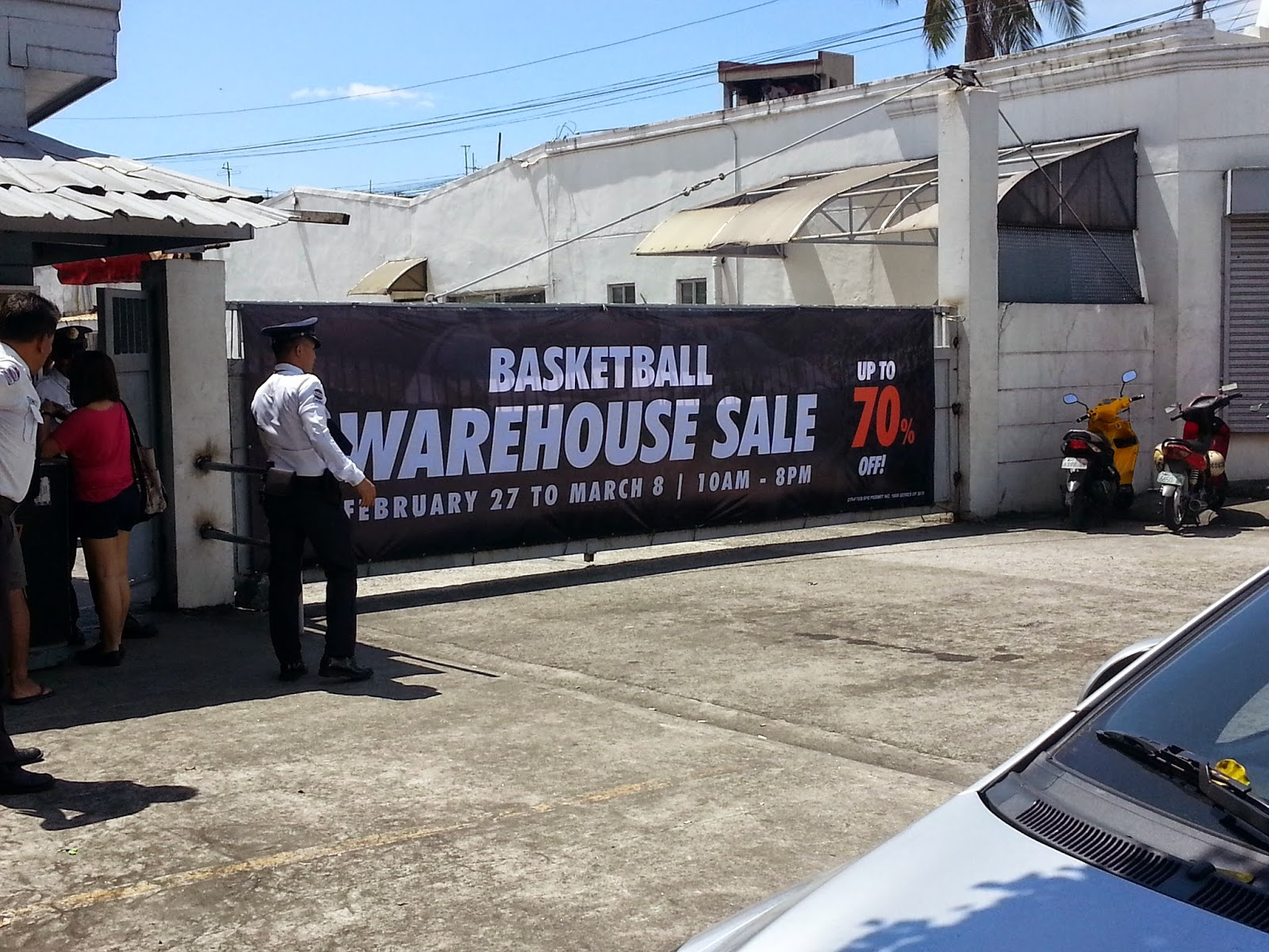 Nike Basketball Warehouse SALE at Agility Center (Feb.27 to March 8, 2015)