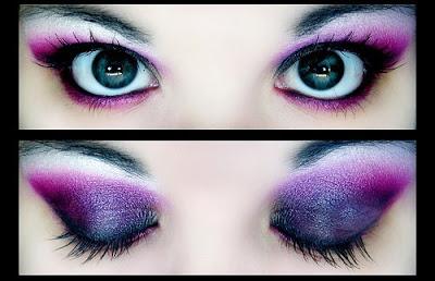 Maquiagem 3D pink