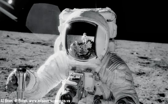 Foto-foto Narsis Terbaik Para Astronot di Luar Angkasa