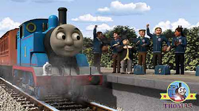 New 2011 Lionsgate and HIT Entertainment Thomas the tank engine DVD CGI jam packed with outdoor fun