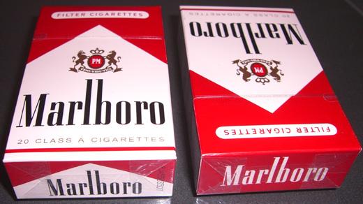Cigarro Marlboro