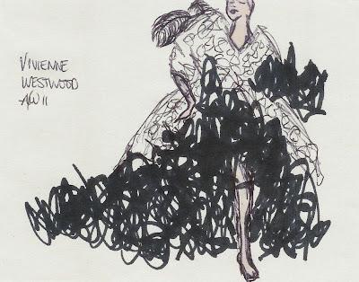 British Ballgowns, V&A: Vivienne Westwood