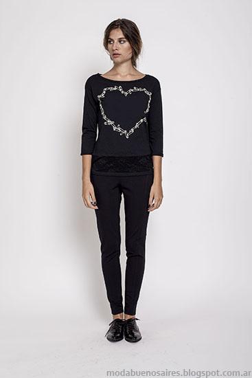 Ropa de moda invierno 2015 Janet Wise.