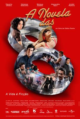 Filme Poster A Novela das 8 DVDRip XviD & RMVB Nacional