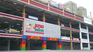 New Jaya Grocer Warehouse Outlet