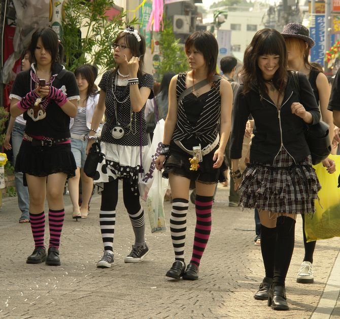Asian Fashion And Style Clothes In 2012 Japanese Fashion And Style Clothes 2012