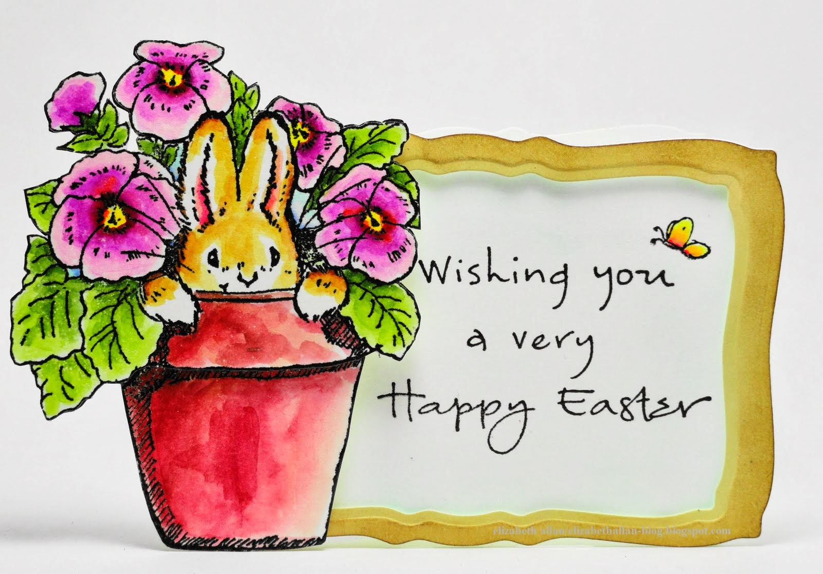 Happy Easter Cards, part 4