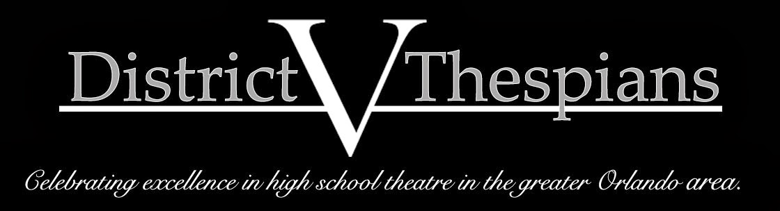 District V Thespians