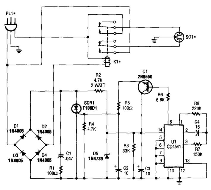 Compressor Protector
