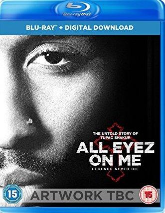 All Eyez on Me 2017 English 720p BRRip 1GB ESubs