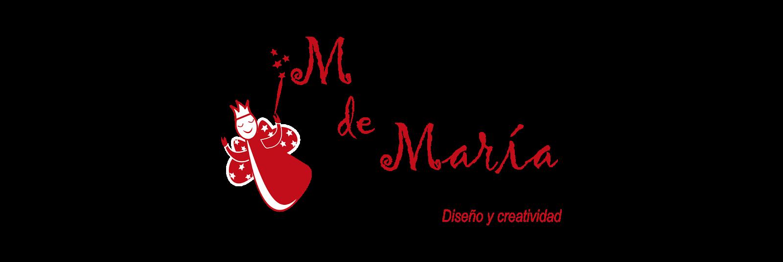 M de María