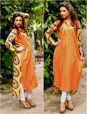 Andaaz Pret a porter Women's Semi formal collection 2012
