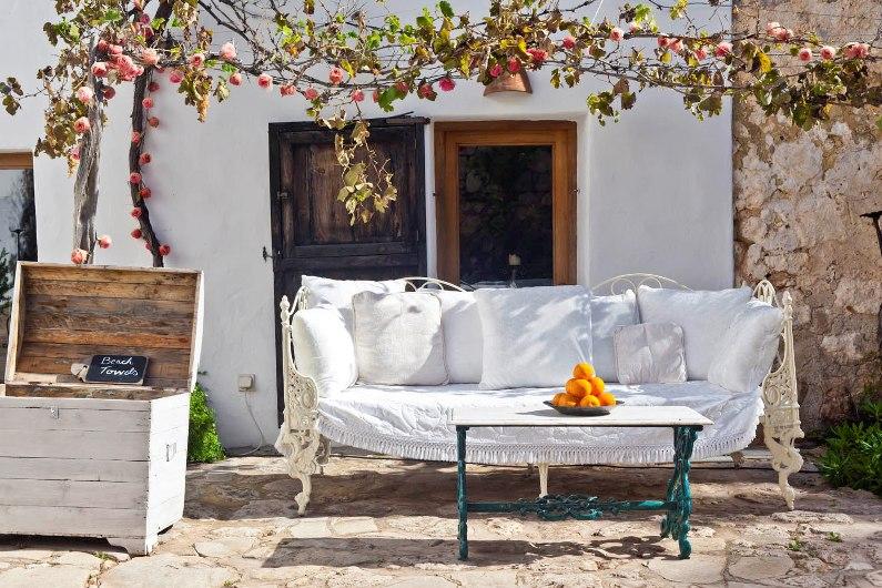 hotel rural en Ibiza Es Cucons