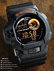GDF-100 SERIES (G-SHOCK)
