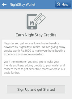 nightstay app refer and earn