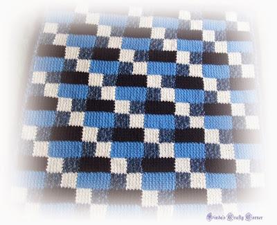 Afghan,throw,crochet,easy,blanket