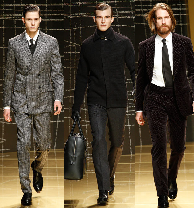 Ermenegildo Zegna Fall/Winter 2013 Men's Collection