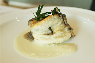 Vol-au-Vent with Fennel Puree and Parsley