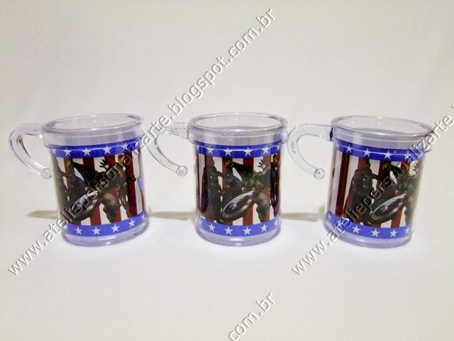 canequinhas personalizadas - lembrancinhas porto alegre