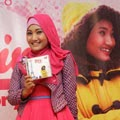 Foto 4: Fatin Saat Launching Album Perdana For You (Pic by @Viva)