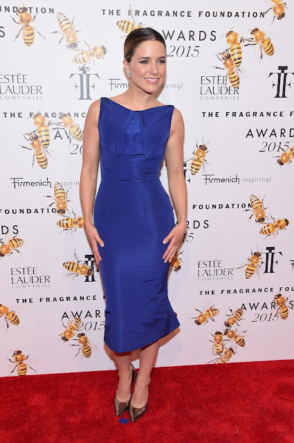 Actress @ Sophia Bush - 2015 Fragrance Foundation Awards in NYC