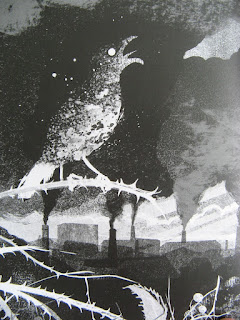 A Monster Calls Illustration