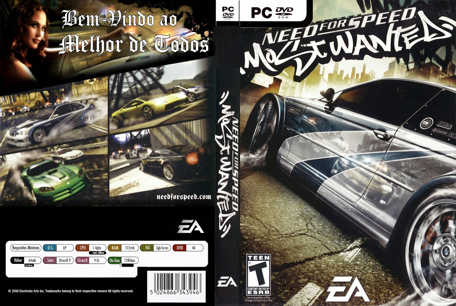 Dom dom games need for speed most wanted torrent full for Need for speed most wanted full