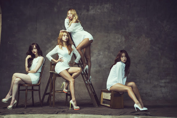 SISTAR Esquire September 2014