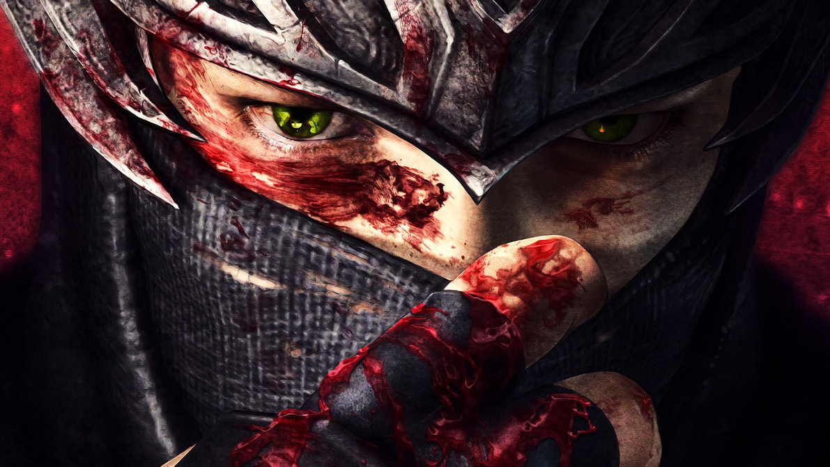 Japanese Ninja Wallpaper Ninja Gaiden Wallpaper 1080p