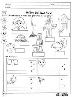 Download Atividades De Alfabetiza    O Infantil   Consoantes B A M  22