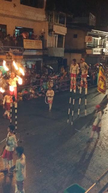 Esala Perahera Festival de Kandy (Sri Lanka)