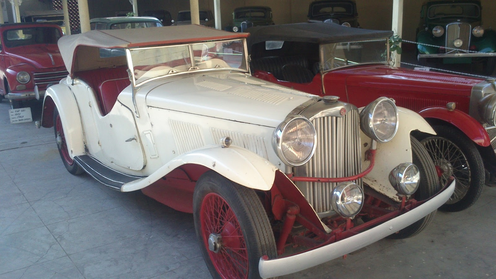 Travel diary: Vintage car museum, Ahmedabad : A trip down the memory ...