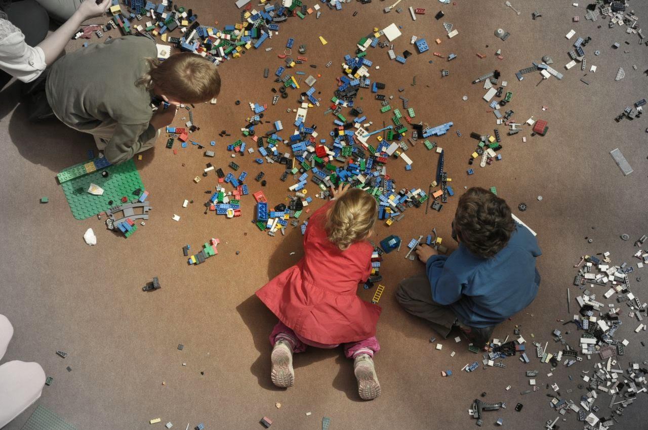 Lego star wars w Pasażu Grunwaldzkim