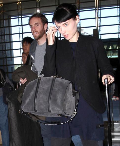 Rooney Mara Boyfriend Charles Mcdowell Pictures 2013Rooney Mara Boyfriend
