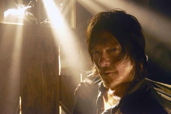 Daryl The Walking Dead season 5