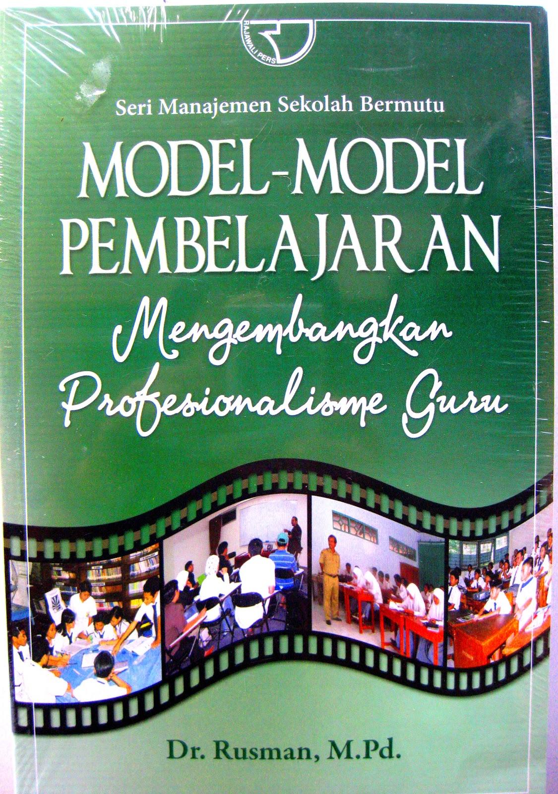 Buku ini yang terbaru dan terlengkap mengulas semua model-model