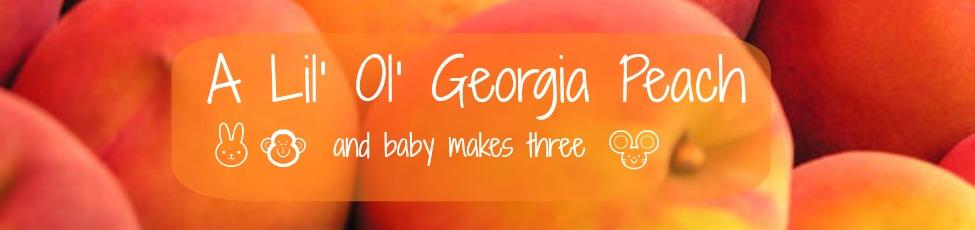 Baby Georgia Peach